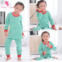 Newest 100 Cotton Pajamas Long Sleeved