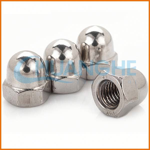 China Suppliers Hot sales hex head dome nut