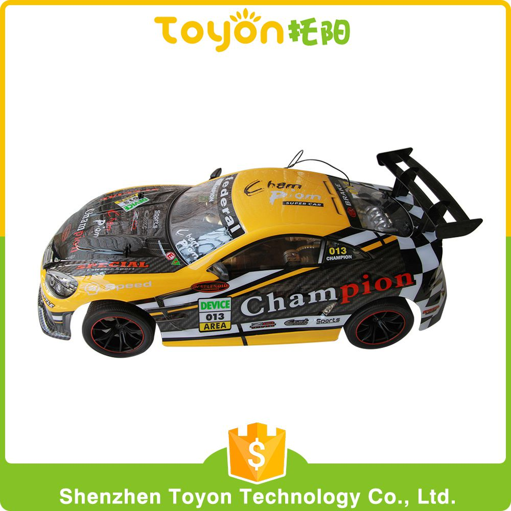 Latest new design high quality 4WD 2.4GHz Drift Toys 1:10 rc replica car