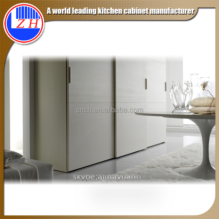 Zhihua modern bedroom wall wardrobe/cabinet/closet design for UK