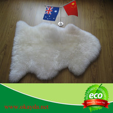 factory price Australia sheepskin fur rug
