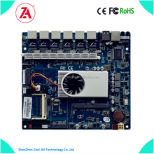 6 ethernet 2 sata ,Firewall Motherboard 1DDR3 Slot ,800/1066/1600MHz memory ,Up to 8 GB