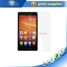 High clear tempred smart touch tempered glass screen protector for xiaomi