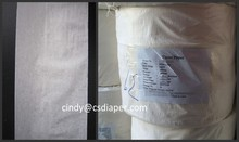 Baby diapers raw materials Carrier Tissue