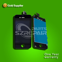 For iphone 4s Screen Front Back and LCD Screen
