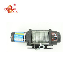 4X4 off-road electric winch/car winch