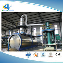 Oil Distillation Machine/Black Oil and Motor Oil Refining Plant/Black Engine Oil Recycling Machine