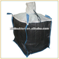 pp high quality black bulk ton bag