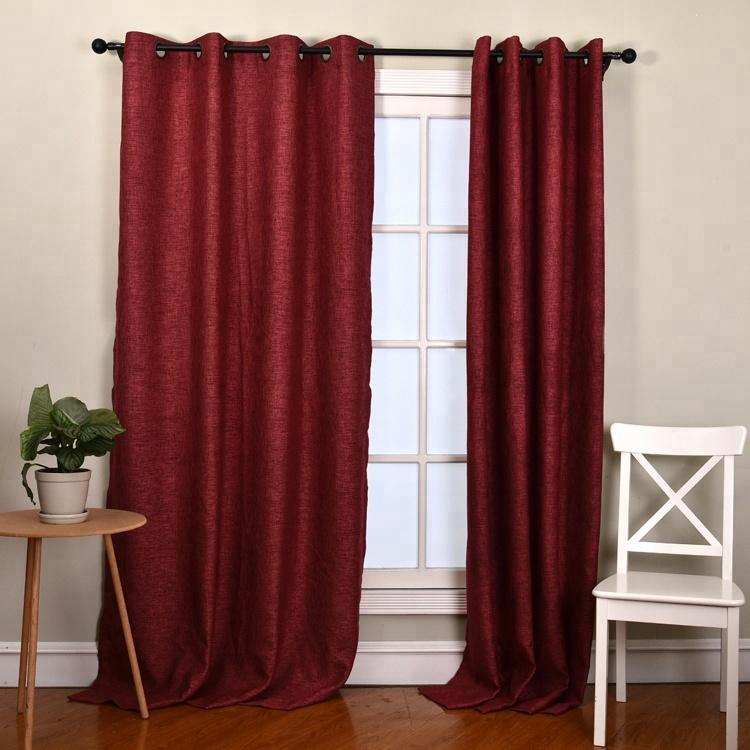 Venta al por mayor cortinas modernas para comedor y salas-Compre ...
