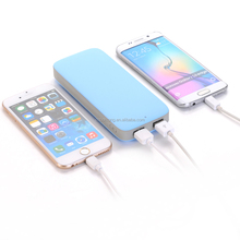 Promotional gift lithium polymer QC3.0 power bank with realy capacity 10000mAh