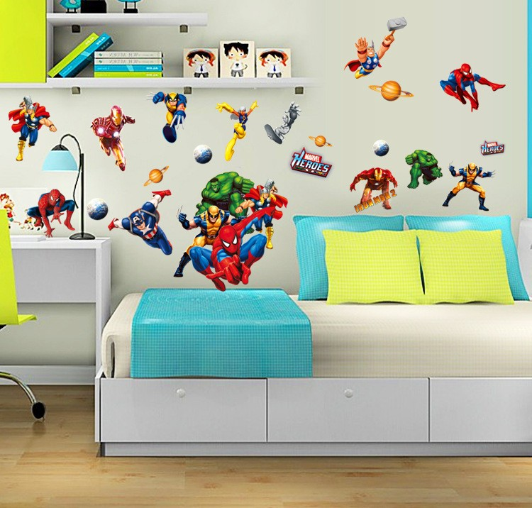 LARGE The Avengers: Age of Ultron Collection Wall Decal Fathead Vinyl Sticker