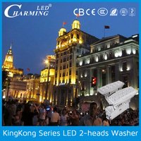 Energy saving commercial lighting city color wall washer lights