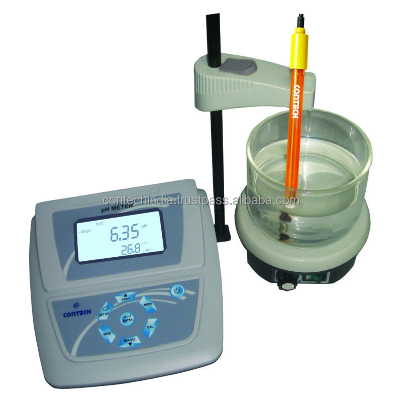 pH/ Ion Concentration Meter