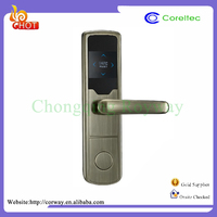 For Home Manufacturing Remote Control Fingerprint Electric Smart Card Lock