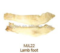 dog treats lamb foot MJL22 private label Pets and dogs Food and Treats snacks Factory