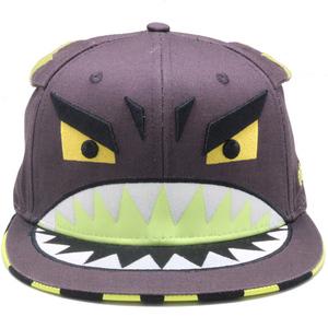 Custom Children Cute Funny Foam Snapback Cap Cheap 5 Panel toy Hat 1d033f2f0743