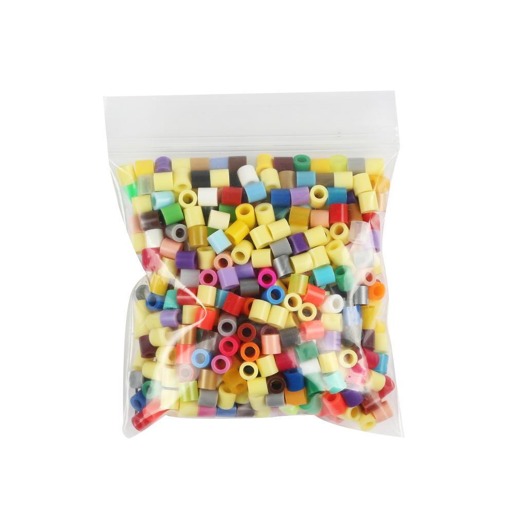 DIY FASHION fuse bead edudational 5mm perler beads toys for kids