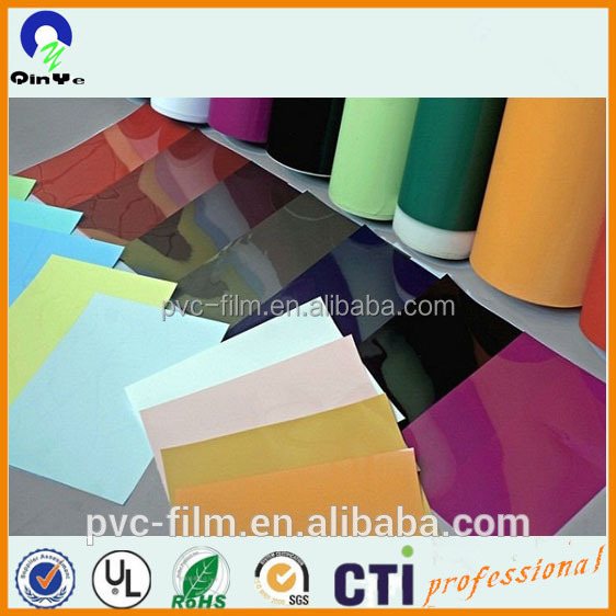 4X8 PVC Colored Plastic Sheet With Different Color For Advertisement