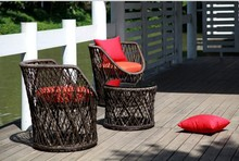 Popular designer Sydney garden line furniture patio leisure ways stool outdoor furniture