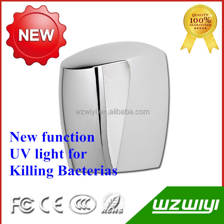 2017 Wzwiyi Uv Lamp Wall Mounted Electric Hand Dryers - Buy Uv Hand Dryer,Electric Hand Dryers ...