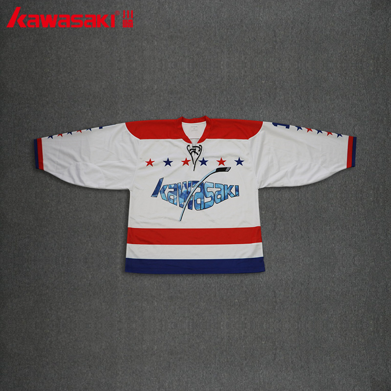Cheap custom dye sublimation quality ice hockey jersey