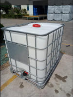 stainless steel/galvanized iron IBC tank for liquid