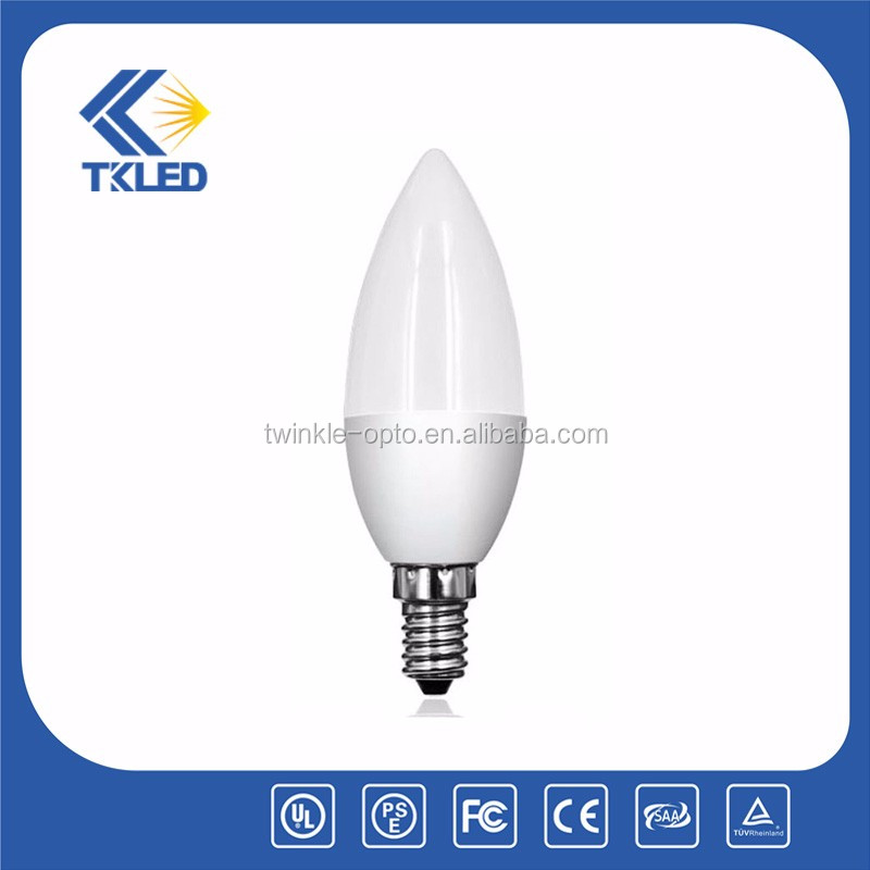 Shenzhen hot selling wholesale e14 LED light bulb, LED light bulb with professional fittings