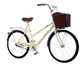 24 inch retro city bike for wholesale/new design cheap lady bicycle for women