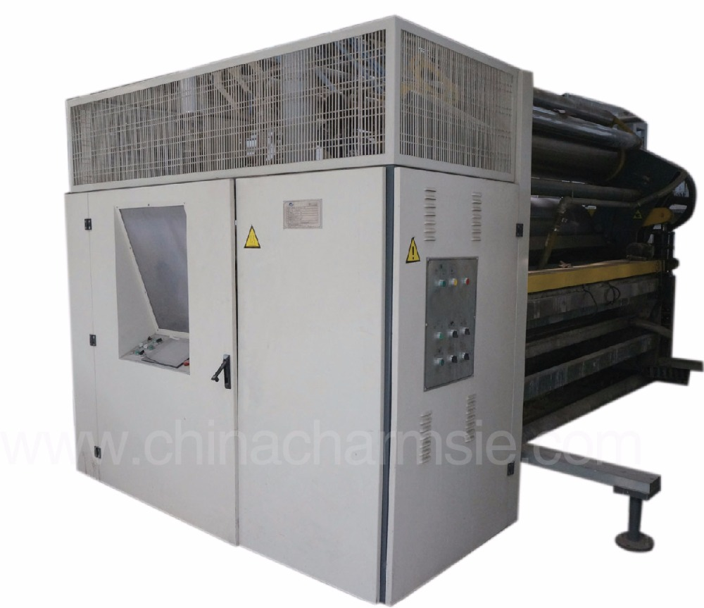 GIGA LXC 410SFM 2500mm Cassette Design Quick Replacing Single Facer Corrugated Machine