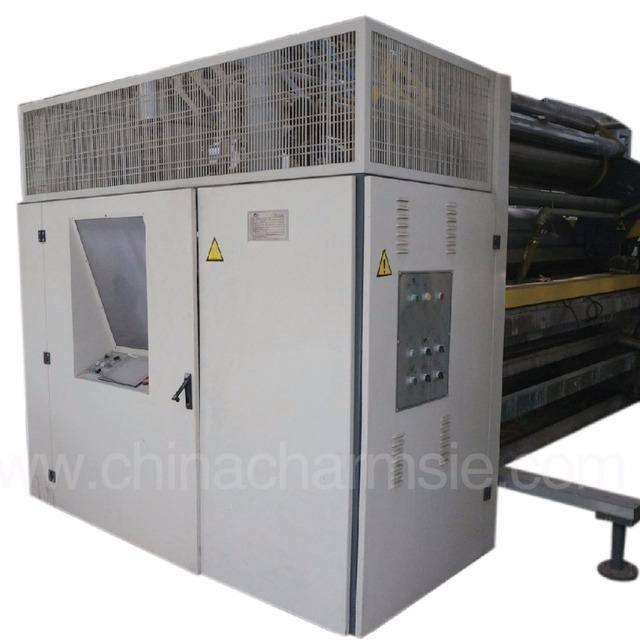 GIGA LXC 410SFM 2500mm Cassette Design Quick Replacing Single Facer Corrugated Machine
