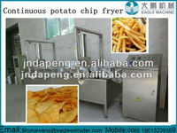 Automatic french potato chip frying machine /fryer machine/fryer