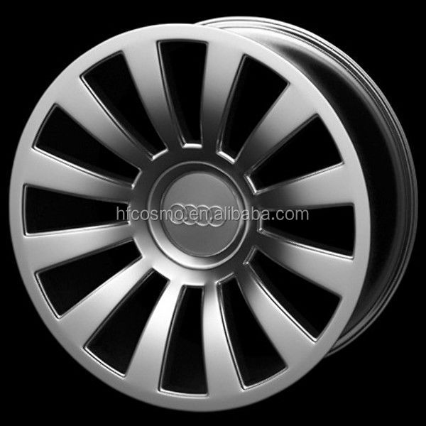 "auto car aluminum alloy wheel rim 17-20"" pcd 5x114.3 /5x112 wheels for car auto wheels"