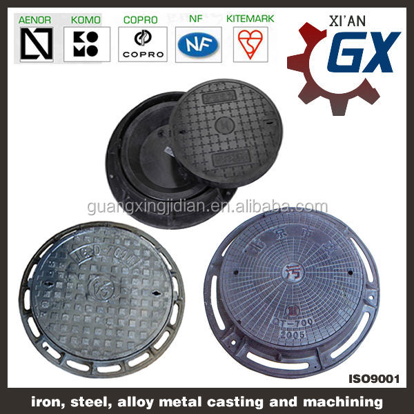 Aluminium Fuel Tank Top Loading Tanker manhole Cover