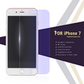 9H tempered glass Screen protector for iphone7 protectived eyes screen protector for iphone7 tempered glass film purple screen