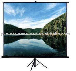STRONG tripod projector screen with carry bag