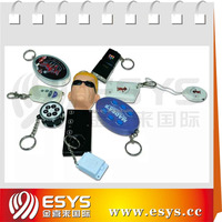 2015 mini voice recorder keychain, voice recordable keychain