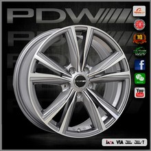 PDW brand alloy wheel, China alloy rims factory since 1983