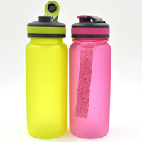 factory direct supply stylish 50% off tritan sports water bottle weights bpa free with logo