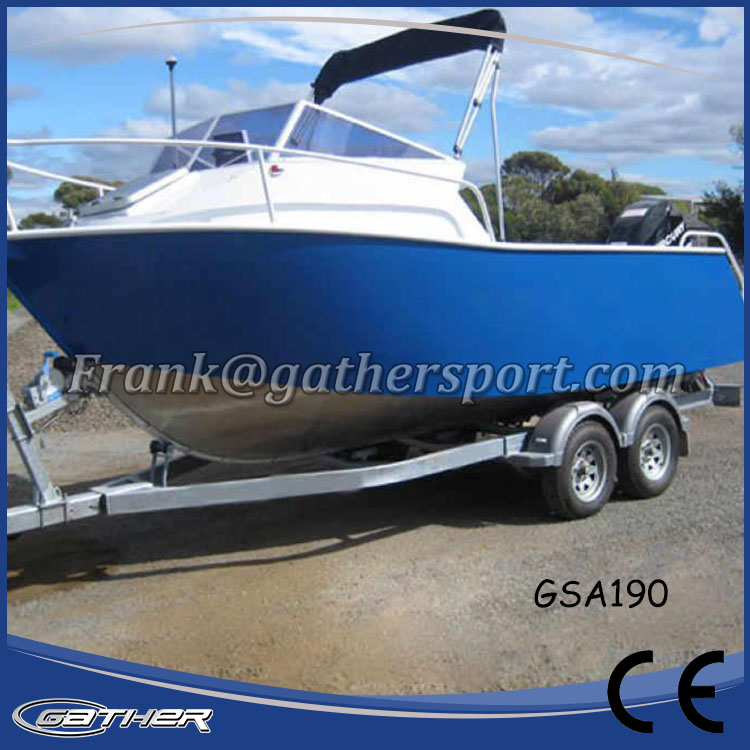 High Quality Reasonable Price Alibaba Suppliers Pontoon Aluminum Boat
