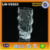 Clear good quality large glass vase