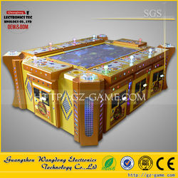 High profits Chinese version 8 player shooting fish game (Fire Kirin)vending machine in coffee house for sale