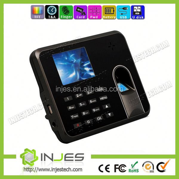 Office Supply Easy Operating No Need Software Usb Biometric Fingerprint Time And Attendance(UT3800)