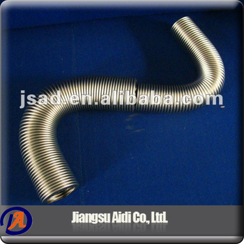 Stainless steel vacuum flexible hose