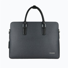 Hard shell hot sale unique leather briefcase