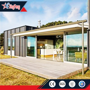 China Flat Pack Container House / container home labor camp/mining camp prefab house supplier, modular house
