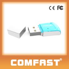 Comfast CF-WU825N 802.11n usb wireless lan card Realtek 8192 ue mini Dongle wi fi