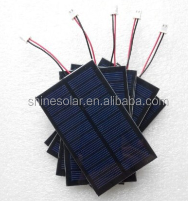 hot selling new product 4W small size poly solar panel price