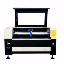 150W 1390 metal and non metal CO2 <strong>laser</strong> cutting machine with RECI W8, auto focus,