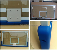 Tempered Glass Basketball board,basketball backboard with padding
