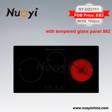 Hot selling Combi cooker induction Ceramic cooker cheap price